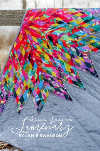 Alison Glass - Luminary Quilt Pattern