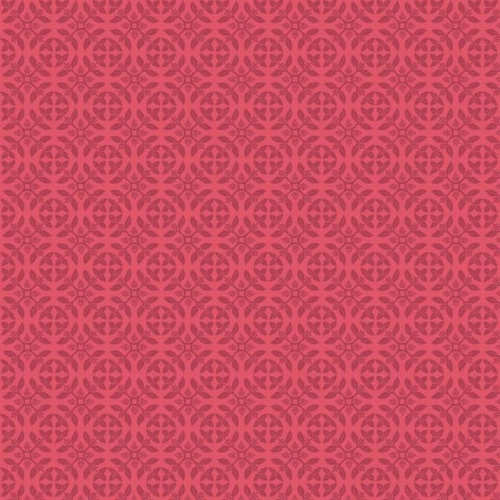 Riley Blake Designs - Unforgettable - Damask in Pink *** REMNANT 1.69 METRE PIECE ***