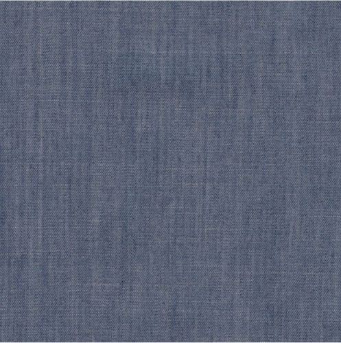 Art Gallery Fabrics - The Denim Studio - Solid Smooth Denim - Afternoon Sail *** REMNANT PIECE 90CM X 148CM ***