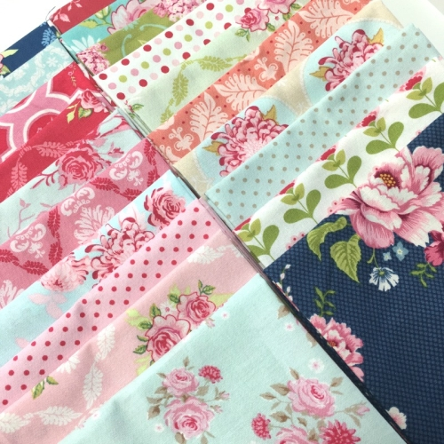 Tilda - Rare Out of Print - Fat Eighth Bundle of 20 Fabrics