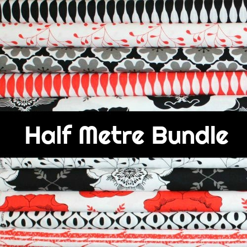 Riley Blake Designs - Mod Studio - Half Metre Bundle of 20 Pieces