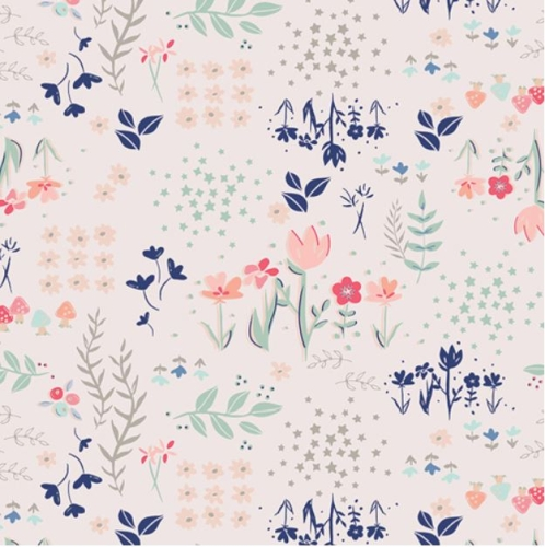 Art Gallery Fabrics - Paperie - Library Gardens