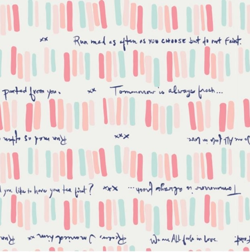 Art Gallery Fabrics - Paperie - Quoted