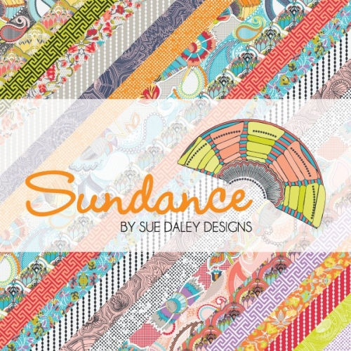 Riley Blake Designs - Sundance - Fat Eighth Bundle of 24 Pieces