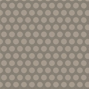 Adorn It - Nested Owls - Grid Dot in Grey