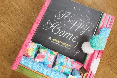 Happy Home Book by Jennifer Paganelli