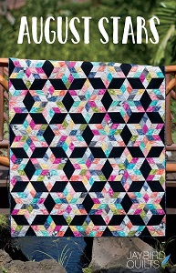 Jaybird Quilts - August Stars Quilt Pattern