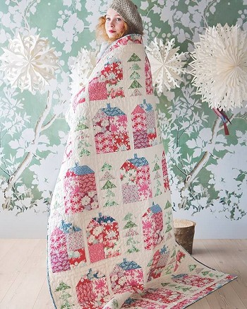 Tilda - The Cottage Collection Quilt Kit