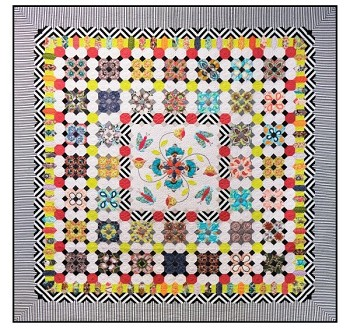 Dance Quilt Pattern, Papers and Templates by Sue Daley Designs : sue daley quilt patterns - Adamdwight.com