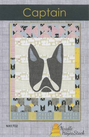 Needle in a Haystack - Captain Quilt Kit