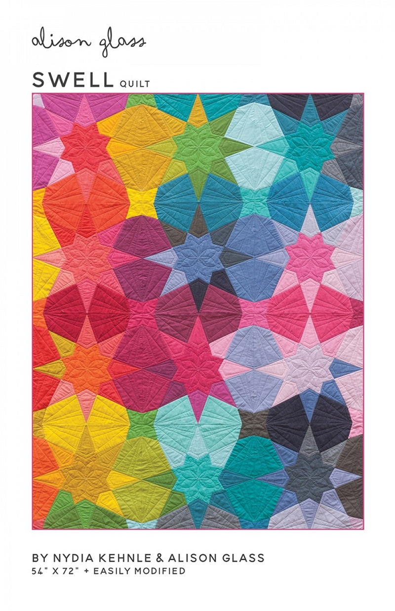 Alison Glass Swell Quilt Pattern