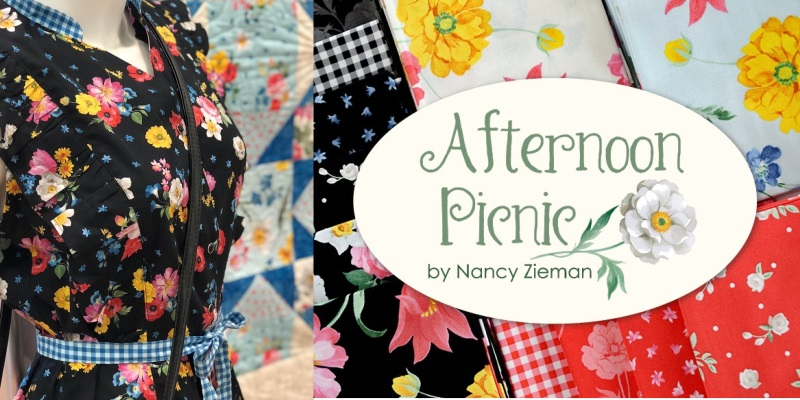 Penny Rose Fabrics Afternoon Picnic