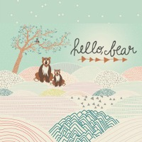 Art Gallery - Hello, Bear