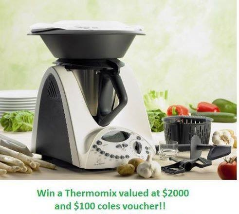Thermomix Giveaway