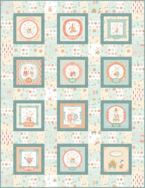 Bunny Tails Quilt 2