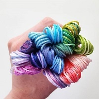 Cosmo Embroidery Threads