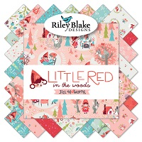 Riley Blake Designs Little Red in the Woods