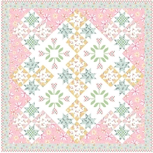 Penny Rose Fabrics Perfect Party - Twinkling Stars Quilt Kit