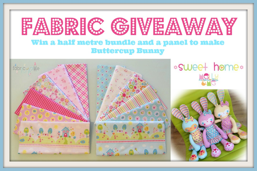 Sweet Home Giveaway