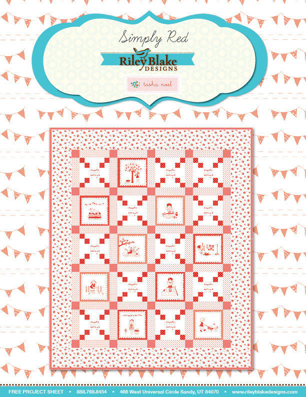 The Simple Lift Quilt Pattern