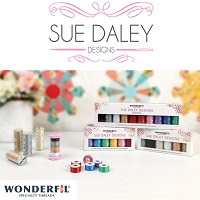 Sue Daley Wonderful Threads