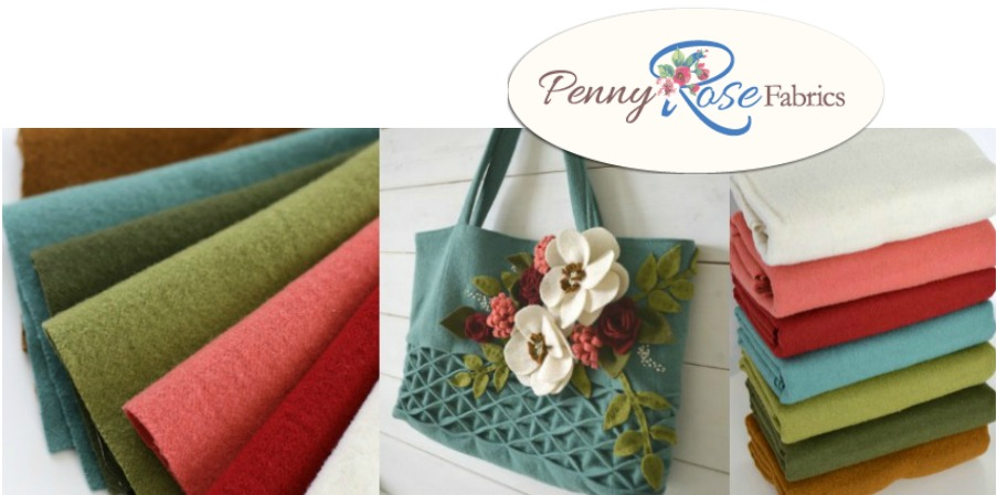 Penny Rose Woven Wool