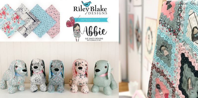 Riley Blake Designs - Abbie