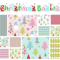 Riley Blake Design Christmas Prints
