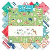 Riley Blake Designs - Cozy Christmas