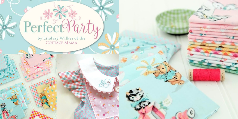 Penny Rose Fabrics Perfect Party