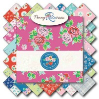 Penny Rose Fabrics Strawberry Biscuit