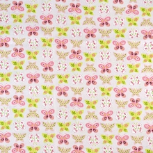 Blend Fabrics Animal Parade Butterflies