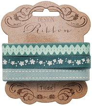 Tilda Ribbon Set -Spring Lake 3 x 2mt pack