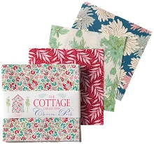 Tilda - Cottage - Charm Pack 42 Fabrics