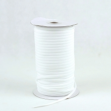Super Soft Elastic 5mm wide in White
