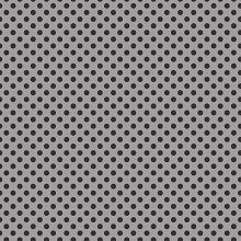 Riley Blake Designs Small Dots Tone on Tone Black on Grey