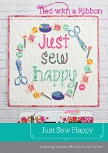 Tied with a Ribbon Just Sew Happy Quilt Pattern