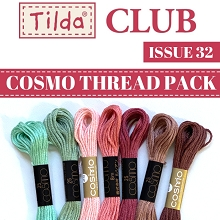 Cosmo Thread Pack for Tilda Club Pack Issue 32