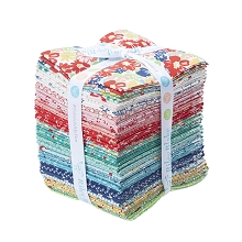 Riley Blake Designs Vintage Happy 2 by Lori Holt Fat Quarter Bundle of 30 Pieces