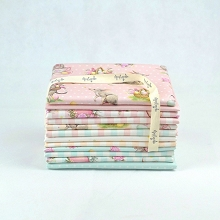 The Devonstone Collection Easter Bilby Fat Quarter Bundle of 12 Pieces