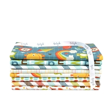 Riley Blake Designs - School Days Half Metre Bundle of 8 Pieces