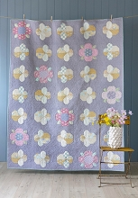 Tilda Happy Campers Flower and Bees Quilt Kit