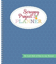 Scrappy Project Planner by Lori Holt *** MORE ARRIVING 16TH DECEMBER - AVAILABLE TO PRE-ORDER ***