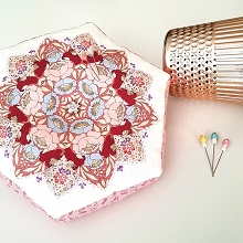 Lilabelle Lane Creations Indulgence Pin Cushion Kit