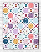 Michael Miller Little Sewists Sewing 101 Quilt Kit