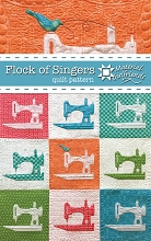 Flock of Singers Quilt Pattern