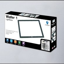 Daylight Wafer 1 Lightbox A4 Size