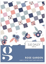 Sue Daley and Co Rose Garden Quilt Pattern