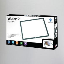 Daylight Wafer 2 Lightbox A3 Size
