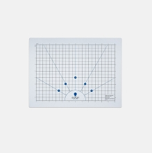 Daylight Wafer 1 Cutting Mat A4 Size